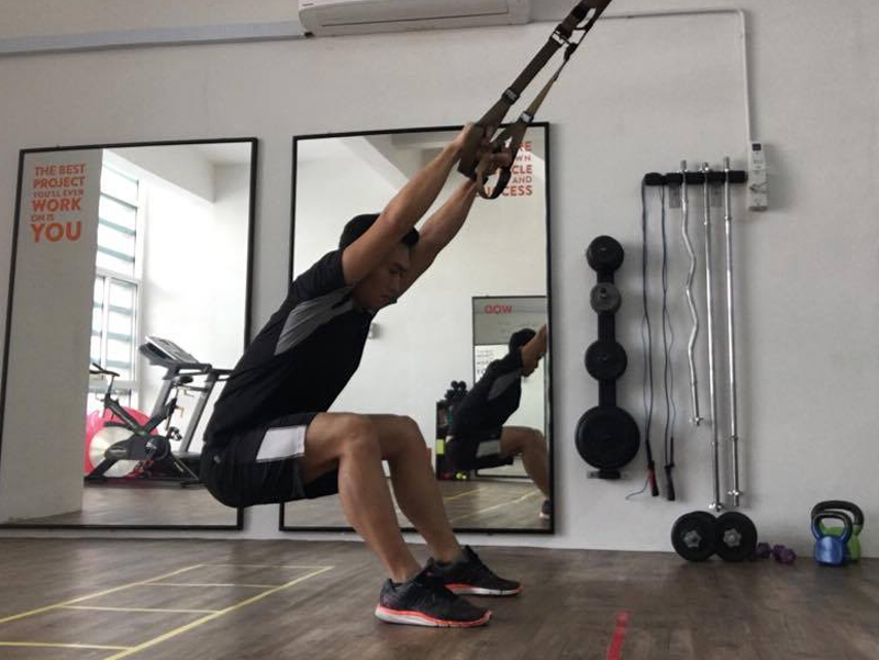 TRX Stretches for Lower Back Pain | Ke Wynn - Corrective