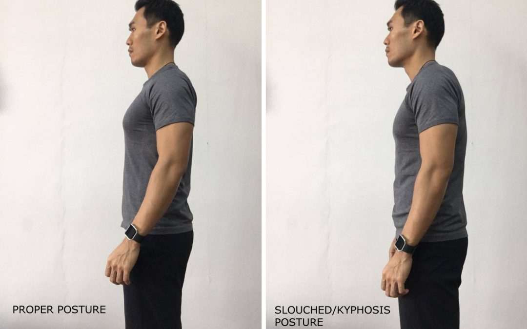 Are You Slouching? Here's a Fix