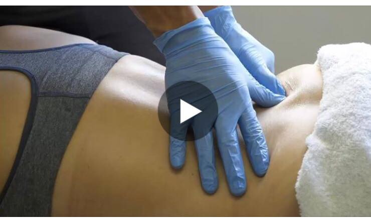 Deep Tissue Sports Massage for Lower Back Pain