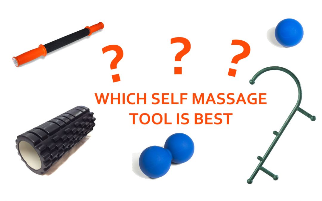 Which Self Massage Tool is Best?