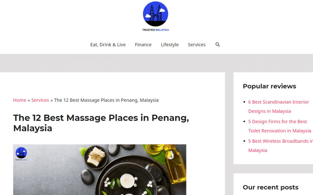 Ke Wynn Medical Fitness Center – Top 12 Best Massage Places in Penang